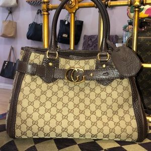 Absolutely perfect GUCCI tote